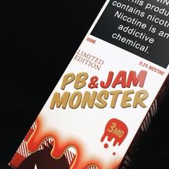 Jam Monster & PB Strawberry