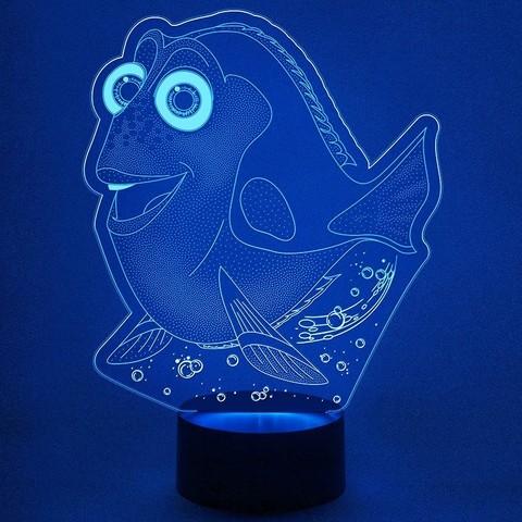 Рыбка Дори - В поисках Немо