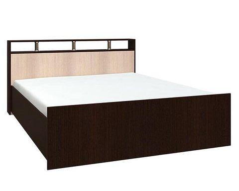 Кровать Саломея венге/лоредо