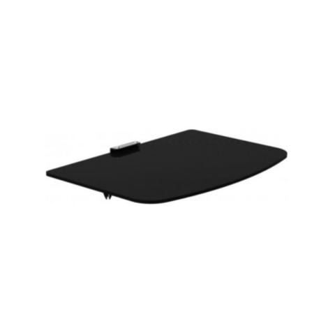 Кронштейн полка Uniteki DSN1605 черная для ресивера, DVD, приставки