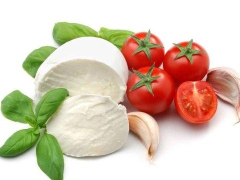 Сыр моцарелла не соленая15% Монастырская продукция 1кг