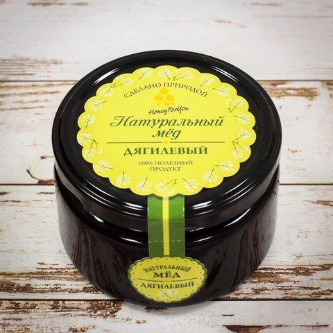 Натуральный дягилевый мед HoneyForYou,250 грамм