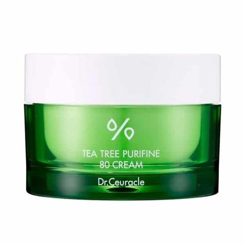 Dr.Ceuracle Tea Tree Purifine 80 Cream Крем чайное дерево 50 гр