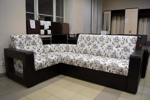Угловой диван № 54