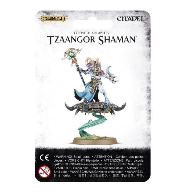 Tzaangor Shaman. Коробка