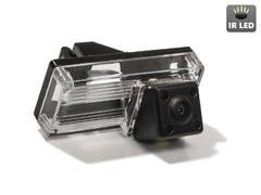 Камера заднего вида для Toyota LC 200 12+ Avis AVS315CPR (#094)