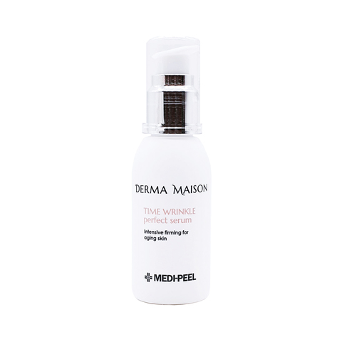 Антивозрастная Сыворотка С Коллагеном И Витамином Е MEDI-PEEL Derma Maison Time Wrinkle Perfect Serum