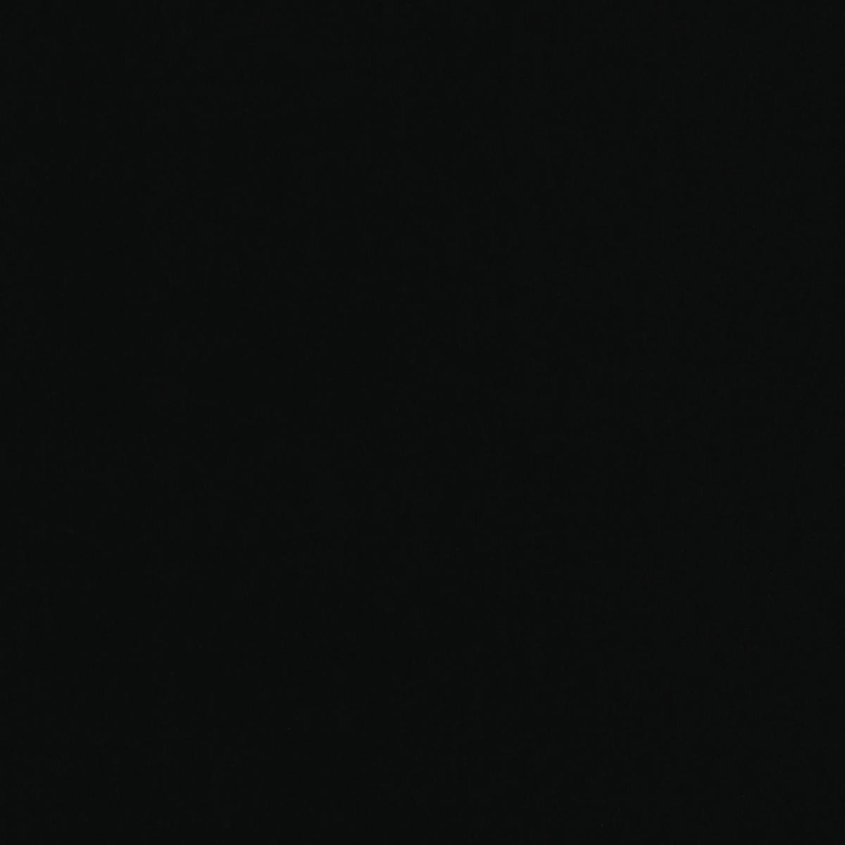 Тонкий шёлковый крепдешин чёрного цвета