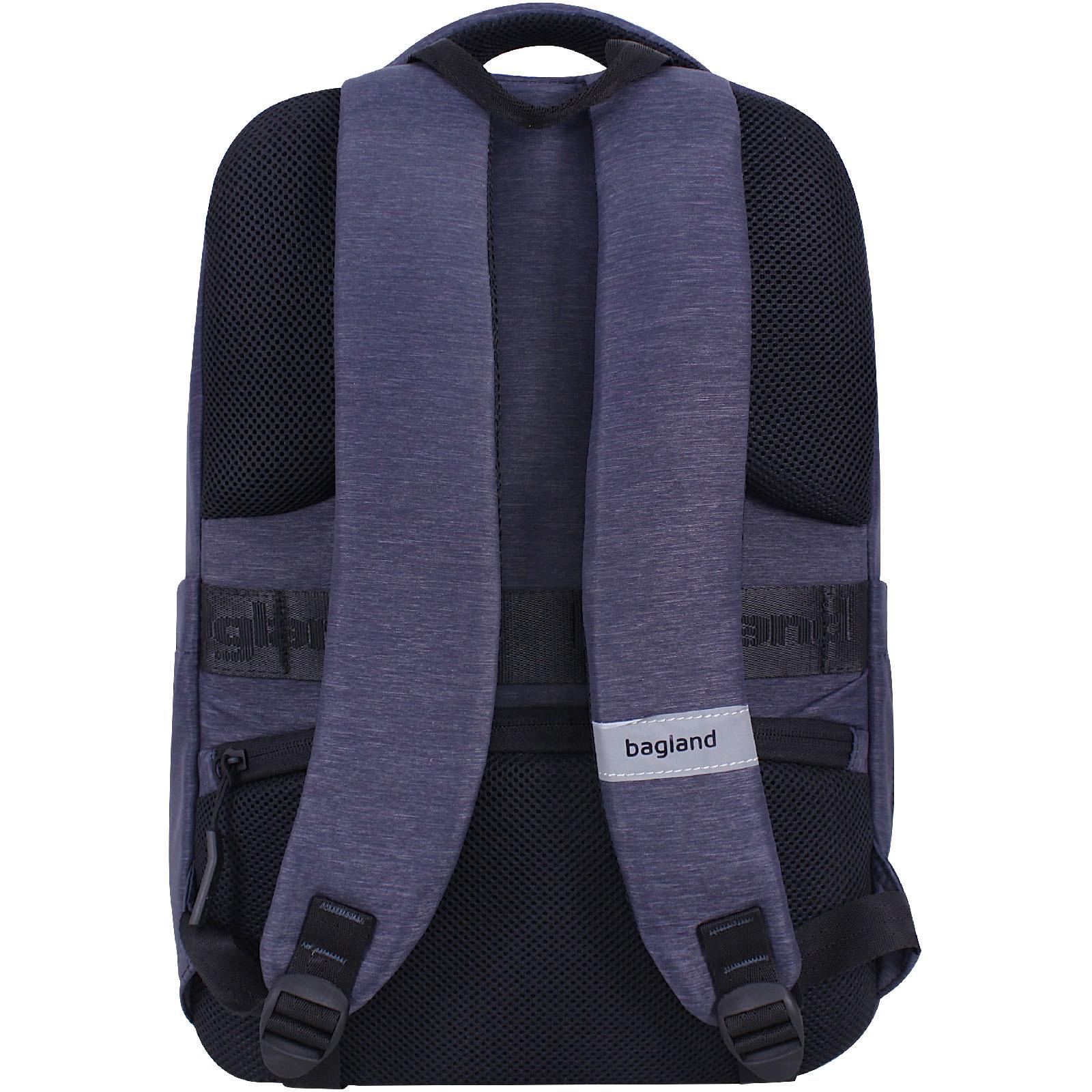 Рюкзак для ноутбука Bagland STARK Джинс (0014369)