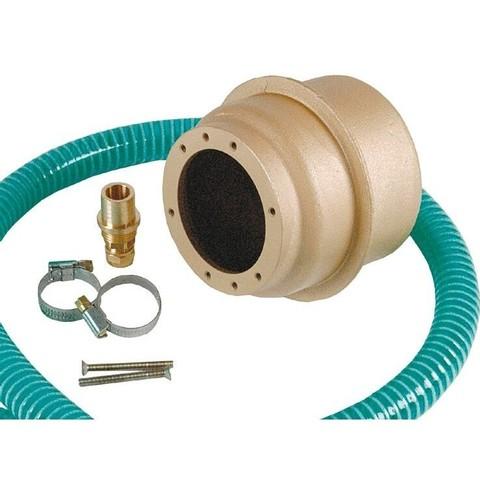Закладная (ниша) Fitstar 4250050, для прожекторов гал. 50-Вт и LED 4х3 Вт / 18320