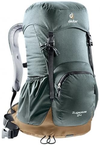 Картинка рюкзак туристический Deuter Zugspitze 24 Anthracite-Lion - 1
