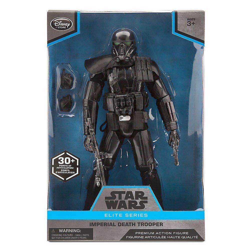 Звездные войны Elite Series фигурка Штурмовик смерти — Star Wars Imperial Death Trooper