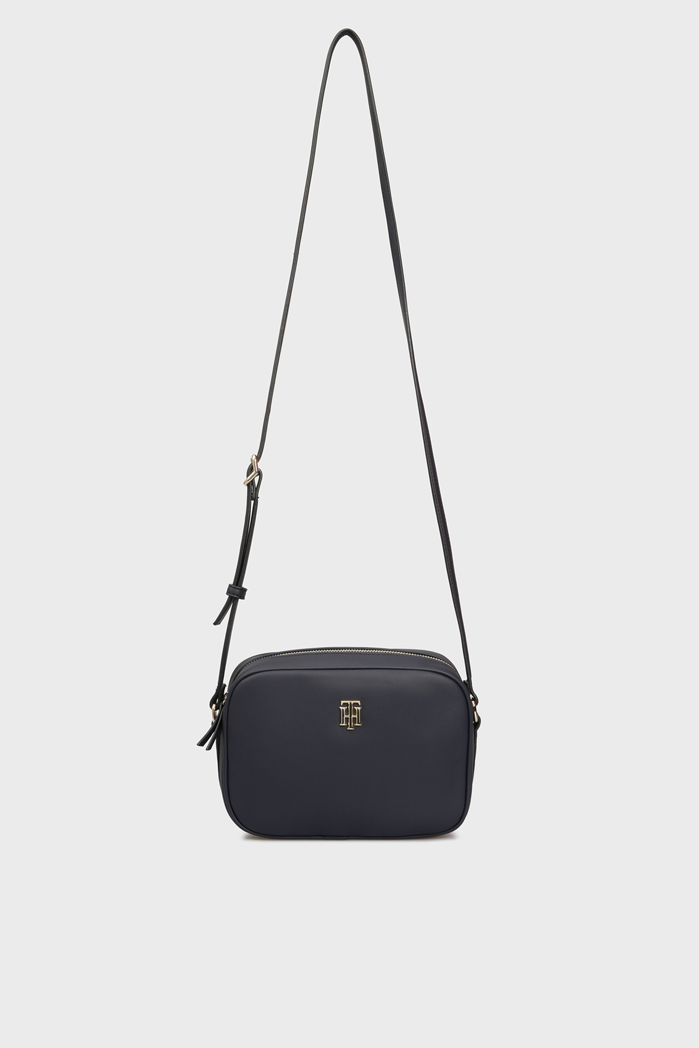 Женская темно-синяя сумка через плечо TH CHIC Tommy Hilfiger