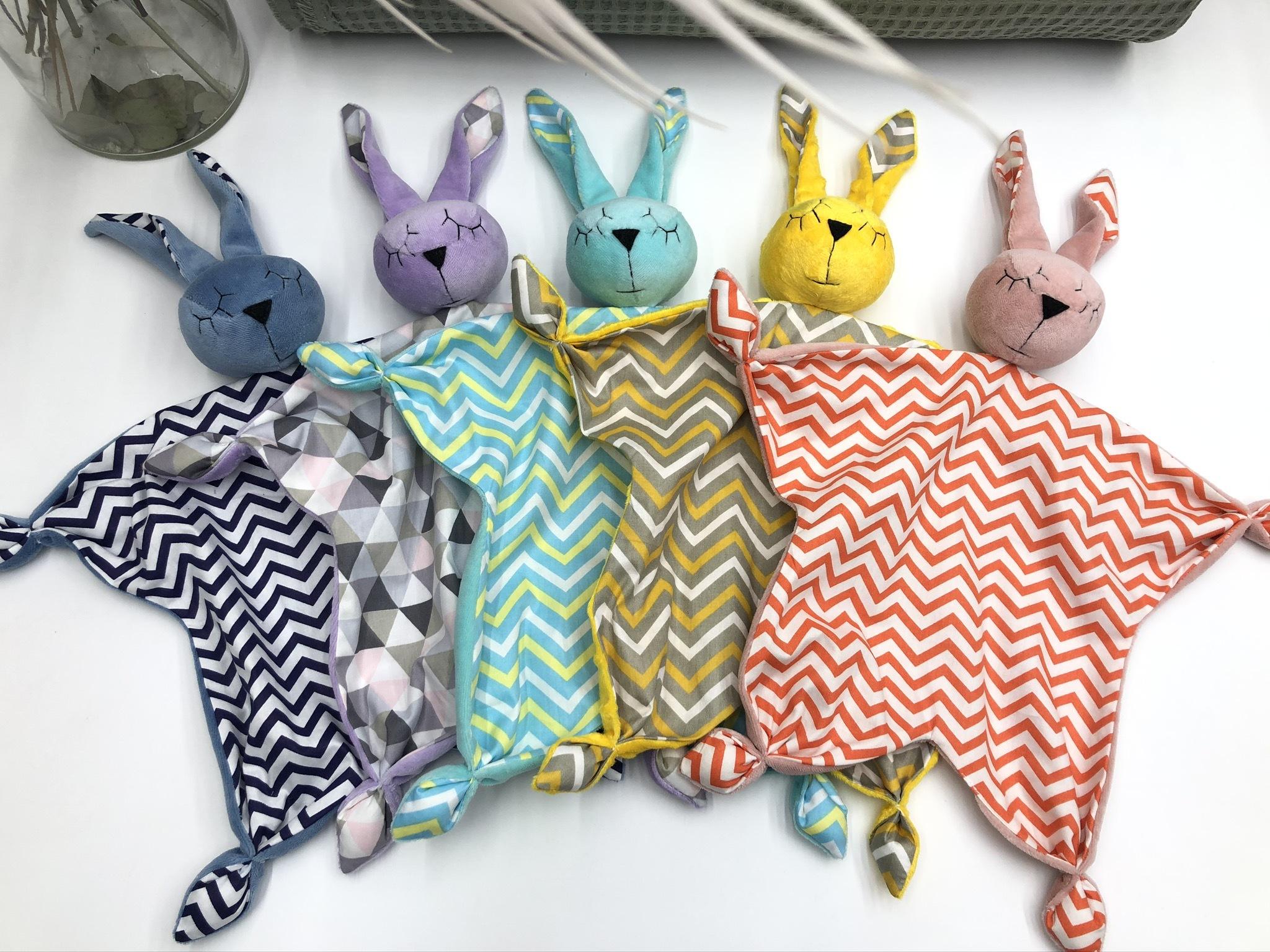 Игрушки комфортеры для новорожденных