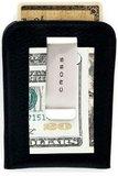Футляр для визитных и кредитных карт CROSS FV цвет черный  с зажимом для банкнот (AC122-1)