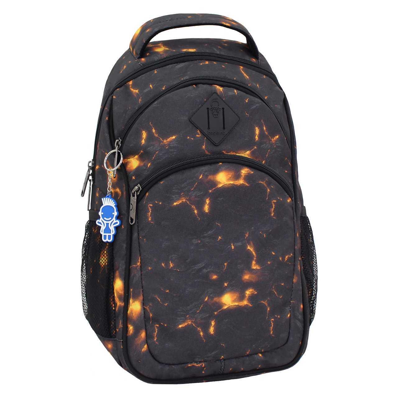 Городские рюкзаки Рюкзак Bagland Лик 21 л. сублимация (лава) (00557664) IMG_7675.jpg