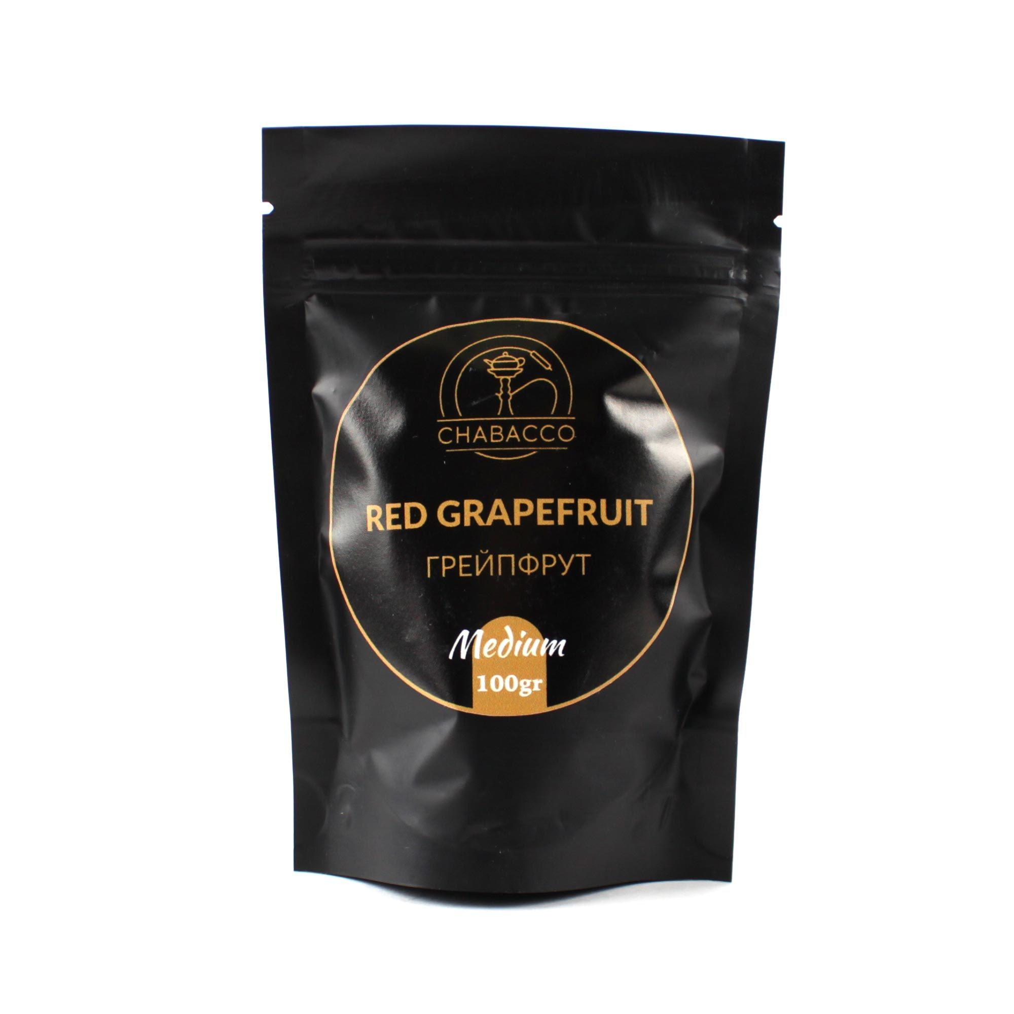 Кальянная смесь Chabacco Medium 100 гр Red Grapefruit