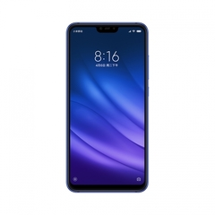 Смартфон Xiaomi Mi8 Lite 4/64GB Синий Global Version