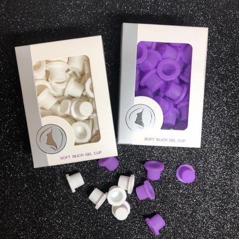 Капсы силиконовые для пигмента 60 шт