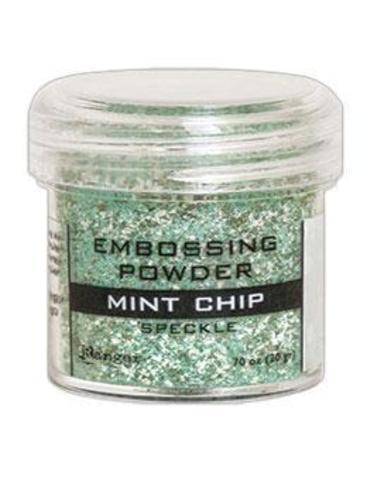 Пудра для эмбоссинга Ranger Ink- MINT CHIP