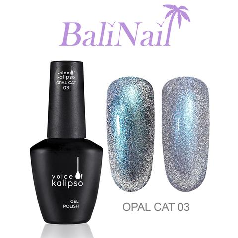 Гель-лак Voice of Kalipso Opal cat 03, 10 мл