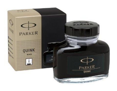 Чернила для ручек Parker черные
