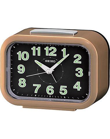 Настольные часы-будильник Seiko QHK026GN