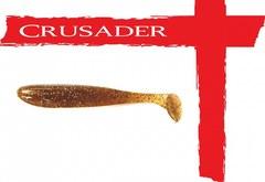 Виброхвост Crusader No.06 80мм, цв.052, 10шт.