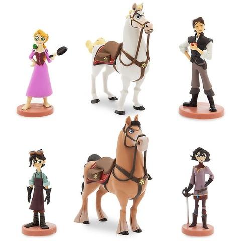 Дисней Рапунцель Игровой набор из 6 фигурок