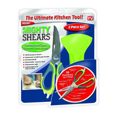 Кухонные ножницы мощные ножницы 2 шт в комплекте