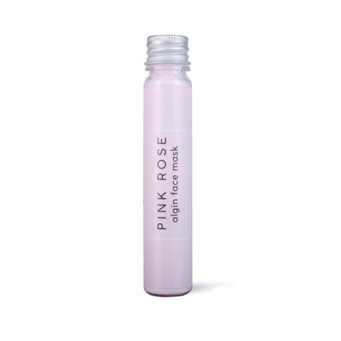 Маска альгинатная увлажняющая с дамасской розой, мини версия SmoRodina, 15 гр