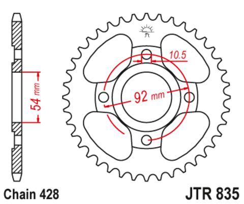 JTR835
