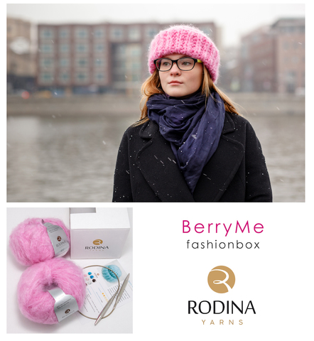 BERRY HAT Fashionbox