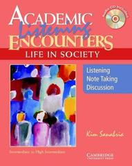 Academic Encounters: Life in Society - Listenin...