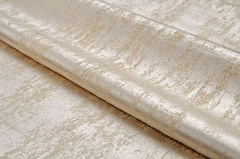 Шенилл-жаккард Moire plain white (Моир плейн вайт)