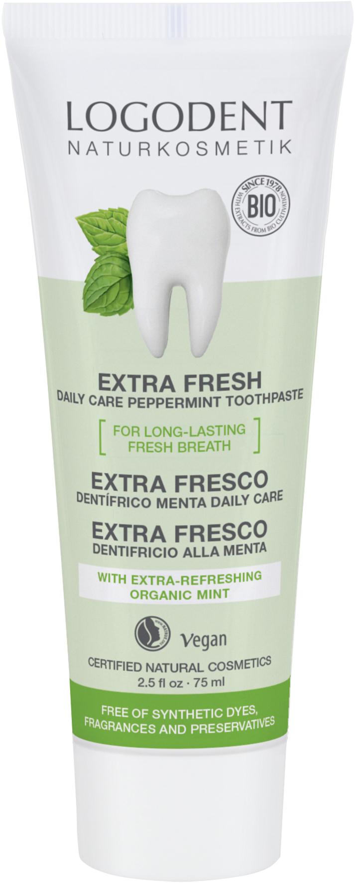 Зубная паста с Био-Мятой перечной LOGODENT