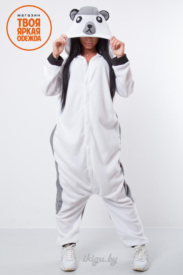 Пижамы кигуруми Еж ежик.jpg