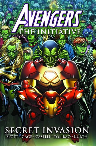 The Avengers: The Initiative. Vol.3