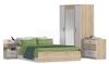 Уют (сонома) Набор мебели для спальни