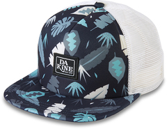 Кепка женская Dakine Hula Trucker Abstract Palm