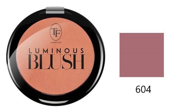 Тон 604 - пепельный розовый