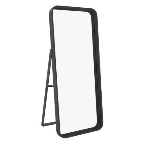 Зеркало напольное Иконс (черный дуб)
