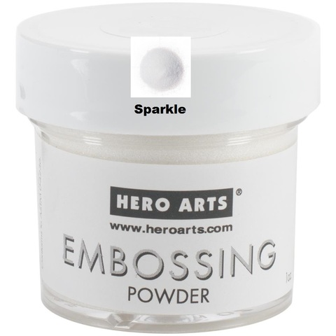 Пудра для эмбоссинга -SPARKLE   -EMBOSSING POWDER