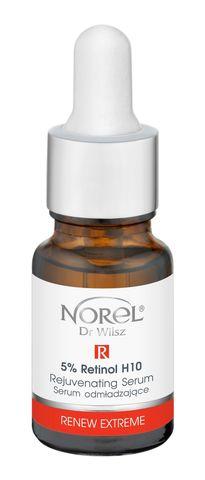 *Омолаживающая масл-я сыворотка с 5% Retinol H10 (NOREL/RENEW EXTREME/10мл/PA 254)