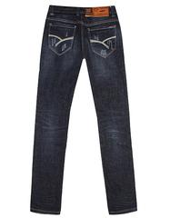 1-728 джинсы мужские, синие