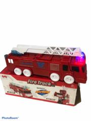 Пожарная машина-трансформер со звуком и светом