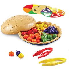 Набор для сортировки Ягодный пирог (68 элементов, русский язык) Learning Resources, арт. LSP-6216-SEN