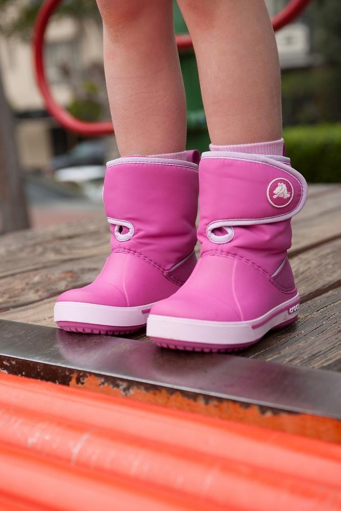 Фото Kids' Crocband™ II.5 Gust Boot
