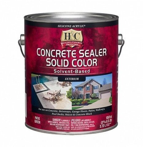 H&C Silicone Acrylic Sealer Clear