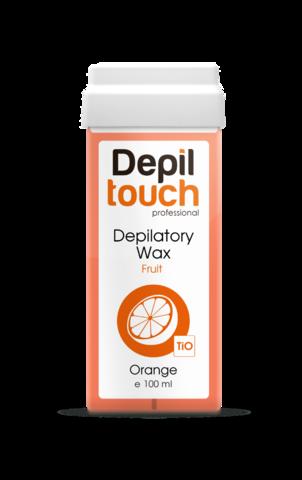 Теплый воск Depiltouch  с ароматом апельсина, 100 мл